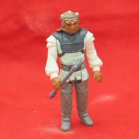 Vintage Star Wars Nikto Action Figure w/ Weapon