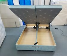 New TEMPUR John Lewis ELECTRIC OTTOMAN Divan Storage Bed, 4FT6 DOUBLE £1780
