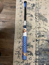 """New listing 2021 DeMarini CF Fastpitch Softball Bat 33"""" / 22 oz. WTDXCFS-21"""