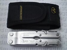 NTSA (2003-04) LEATHERMAN SUPER TOOL 200 NEEDLENOSE MULTI-TOOL  w/NYLON SHEATH