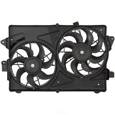 Dual Radiator and Condenser Fan Assembly Spectra fits 2005 Chevrolet Equinox