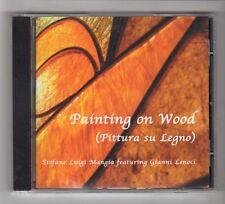 (HA39) Stefano Luigi Mangia Feat. Gianni Lenoci, Painting On Wood - 2009 CD