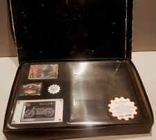 The Harley Davidson Collection Limited Edition Trading Card Display Box