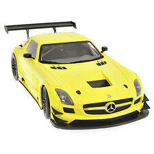 Minichamps 2011 MERCEDES SLS AMG GT3 STREET Yellow 1:18 (NEW STOCK)
