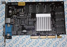 AGP card Siluro T400 64MB T400-TIL011383 VGA Video Vintage