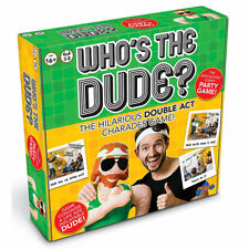 Who's The Dude?, Fun Adult Game! Age 16+ Drumond Park Game