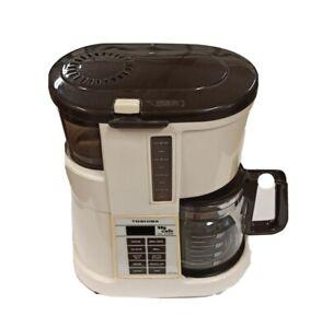 Toshiba MY CAFE Moulin & Goutte Modèle HCD-850 Café Machine 8 Tasses Rare