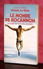 Ursula Le Guin - Le Monde de Rocannon / Pocket SF