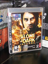 Alone in The Dark Inferno Ps3 Playstation 3 Atari