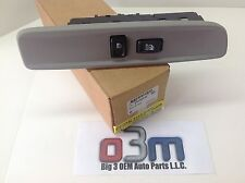 2003-2006 GMC Envoy RH Front Passenger Door Lock / Window Control SWITCH new OEM