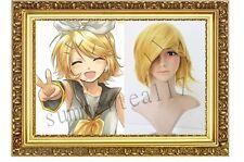 Kagamine Rin Blonde COSPLAY Wig 0934800 VOCALOID