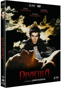 Blu Ray + DVD : Dracula - Laurence Olivier - Ed Digibook - NEUF