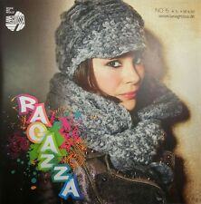 Lana Grossa stylische Maschenmode für junge Mädchen #169 RAGAZZA Nr 4