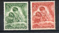 BERLIN 1951, MiNr. 80-81, postfrisch