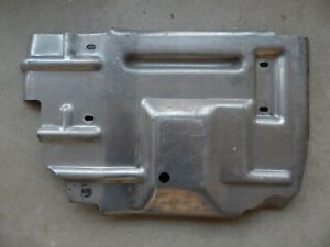 1995-2005 Chevy S10 Blazer GMC Jimmy Transfer Case Skid Plate Shield Aluminum