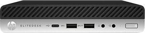 HP EliteDesk 800 G3 (Intel Core i7-7700 Gen, 3.60GHz, 16GB,512GB) Mini Desktop..