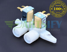 NEW WH13X10024 WASHER WATER INLET VALVE DUAL SOLENOID FOR GE GENERAL ELECTRIC