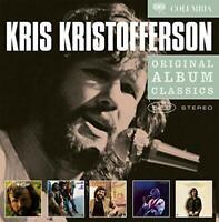 Kristofferson Kris - Original Album Classics [CD]