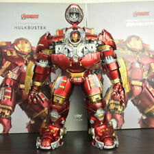 Comicave 1/12 Hulkbuster Armor Iron Man Mk44 Mech Alloy Model Action Figure Toy