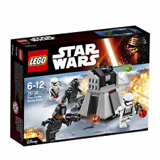 1-6-2) LEGO® Star Wars (75132) First Order Battle Pack