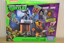 Mega-Bloks Teenage Mutant Ninja Turtles  Raph Roof-Top Blast-Out  DPF64