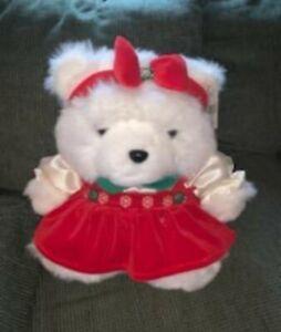 1996 Dayton Hudson Miss Santa Bear