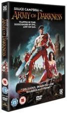 Army of Darkness The Evil Dead 3 (bruce Campbell) Three Region 4 DVD