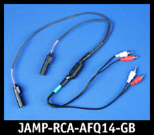 J&M GreenBand Front-Channel Isolated Quad Input Amp Harness 14+ Harley FLHX FLTR