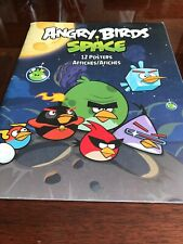 Angry Birds Space Poster Book! 12 Posters