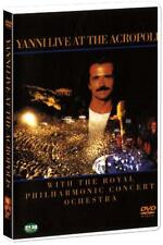 Yanni : Live At The Acropolis (1994) / DVD, NEW