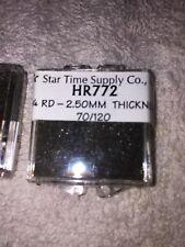 Harley Ronda  HR772 Quartz Watch Movement.    NEW, 2 hand model.  *** LAST 2 ***