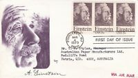 US20) United States Of America 1979 100th Anniversary Of The Birth Of Einstein