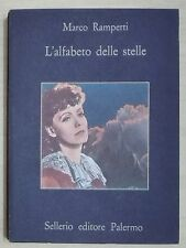 47528 Marco Ramperti - L'alfabeto delle stelle - Sellerio 1981 I ed. - n° 37