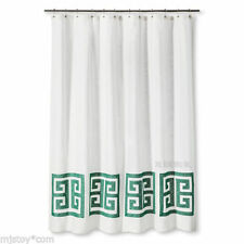Threshold Embroidered Shower Curtains Ebay
