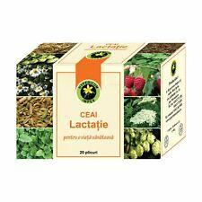 Organic Lactation Tea Breastfeeding Mother Milk Secretion Increase 20 Envelopes