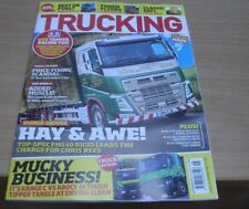 May Trucking Monthly Transportation Magazines in English