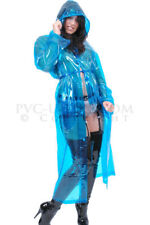 Plus Size PVC Raincoats for Women