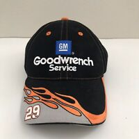 Kevin Harvick #29 Chase Authentics GM Goodwrench RSR Black Hat