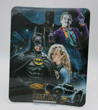 BATMAN (1989) - Glossy Bluray Steelbook Magnet Magnetic Cover (NOT LENTICULAR)