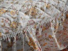 Vintage 1960s double bedspread