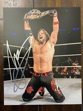 AJ Styles (WWE) Autographed 8x10 Photo
