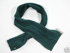 NUOVO COCCINELLE Scialle lavorato a maglia Berretto Set Sciarpa 170cm x 25cm