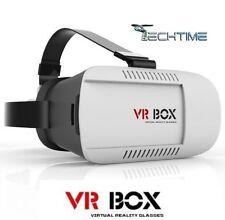 VR BOX OCCHIALI REALTA' VIRTUALE 3D VIRTUAL REALITY ORIGINALE NUOVO