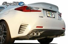 GReddy Supreme SP Exhaust for 20150-UP Lexus RC350