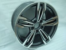 "2014 18"" M6 Style Wheels Rims Fit BMW E60 528XI 535Xi xDrive (AWD only)"