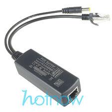 Active PoE Splitter Power Over Ethernet 48V to 12V 2A for IEEE802.3at 24Watt