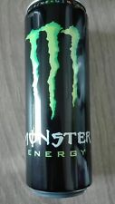 1 Volle Energy drink Dose Monster Grün 355ml Can Coca Cola FULL SKU0916B Holland