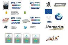 Kit Filtri Tagliando UFI Fiat Sedici 1.6 16v - 1.6 16v 4x4 + 4 Lt Selenia 5W40