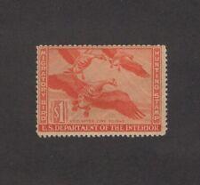 RW11 - Federal Duck Stamp. Single. MNH. OG.    #02 RW11b
