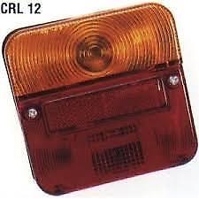 Perei CRL12  - Maypole MP003/5 3in1 Combo Truck/Trailer/Caravan Light (Bayonet)
